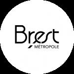 Logo Brest Metropole