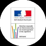 Logo DREAL Bretagne