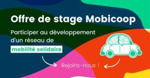 Stage participer au développement d'un reseau de mobilité solidaire